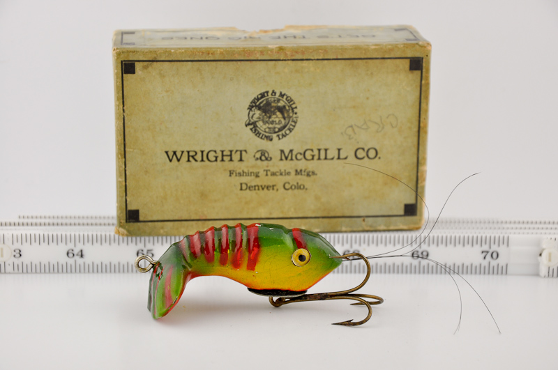 Wright McGill Flapper Crab Lure