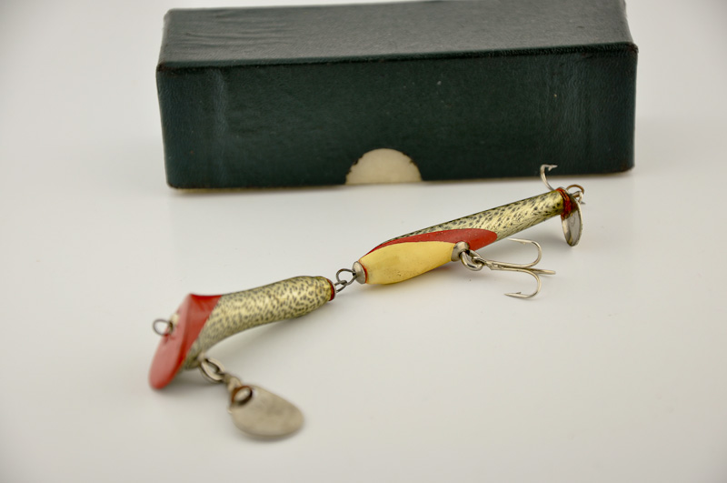 Leo Wise Jointed Wobbler Lure