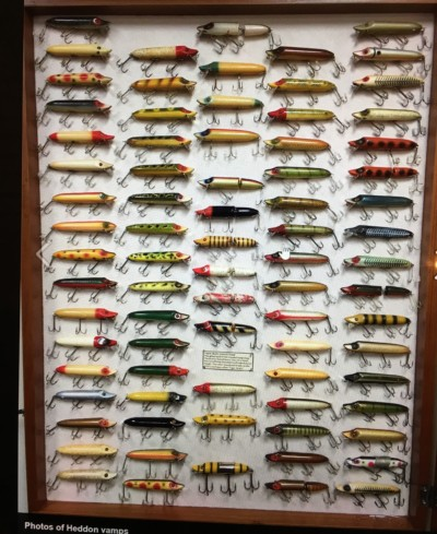 Heddon Vamp Lure Collection